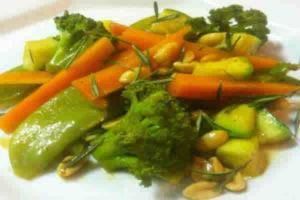 Como acrescentar legumes na refeição?